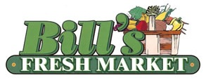 Bill's Fresh Market logo