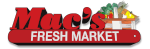 Mac's fresh market logo