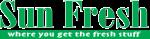 sun fresh market logo